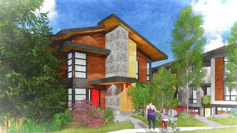 New Townhomes for Sale in Port Moody | Cedar Ridge